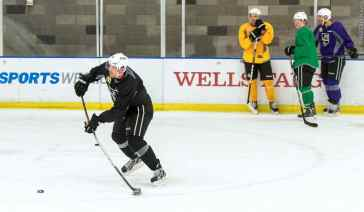 LA Kings Training Camp, 1-14-13 - 54