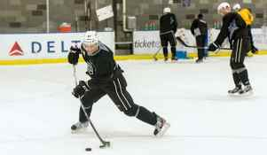 LA Kings Training Camp, 1-14-13 - 56