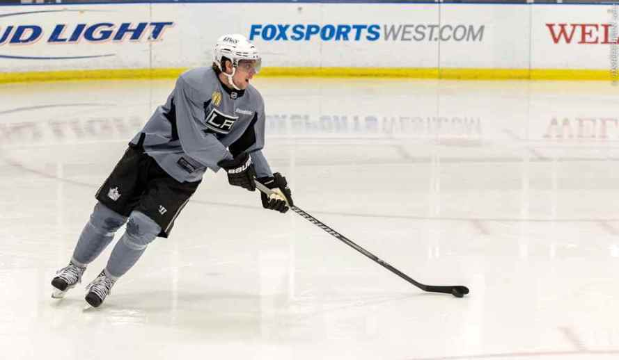 LA Kings Training Camp, 1-14-13 - 57