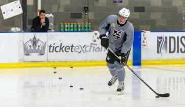 LA Kings Training Camp, 1-14-13 - 58