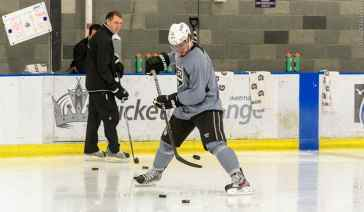 LA Kings Training Camp, 1-14-13 - 59
