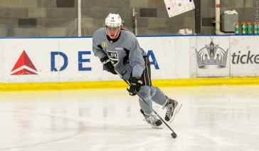 LA Kings Training Camp, 1-14-13 - 60