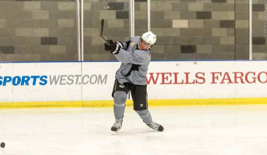 LA Kings Training Camp, 1-14-13 - 62