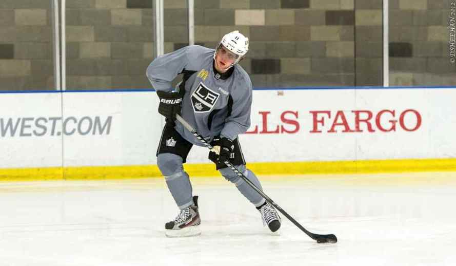 LA Kings Training Camp, 1-14-13 - 67