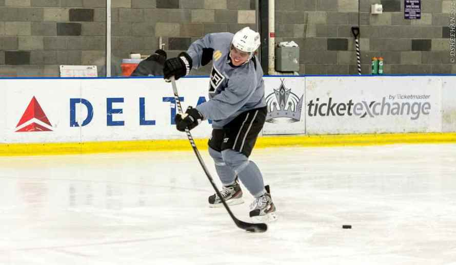 LA Kings Training Camp, 1-14-13 - 68