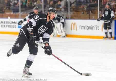 Anaheim Ducks vs. LA Kings Rookie Game, 9-9-13 - 01