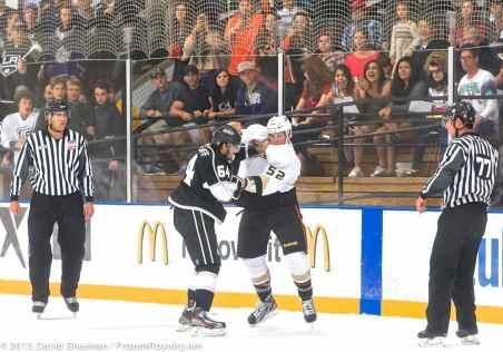 Anaheim Ducks vs. LA Kings Rookie Game, 9-9-13 - 15