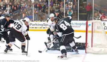 Anaheim Ducks vs. LA Kings Rookie Game, 9-9-13 - 16