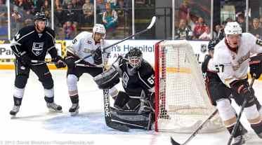 Anaheim Ducks vs. LA Kings Rookie Game, 9-9-13 - 17
