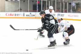 Anaheim Ducks vs. LA Kings Rookie Game, 9-9-13 - 18