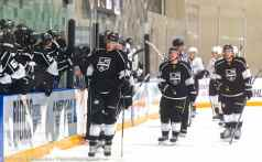 Anaheim Ducks vs. LA Kings Rookie Game, 9-9-13 - 19