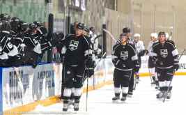 Anaheim Ducks vs. LA Kings Rookie Game, 9-9-13 - 19