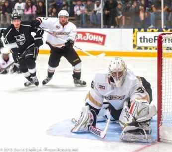 Anaheim Ducks vs. LA Kings Rookie Game, 9-9-13 - 22