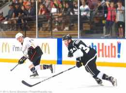 Anaheim Ducks vs. LA Kings Rookie Game, 9-9-13 - 23