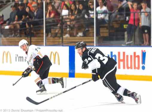 Anaheim Ducks vs. LA Kings Rookie Game, 9-9-13 - 23