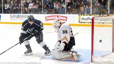 Anaheim Ducks vs. LA Kings Rookie Game, 9-9-13 - 25