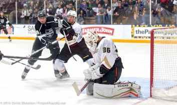 Anaheim Ducks vs. LA Kings Rookie Game, 9-9-13 - 26