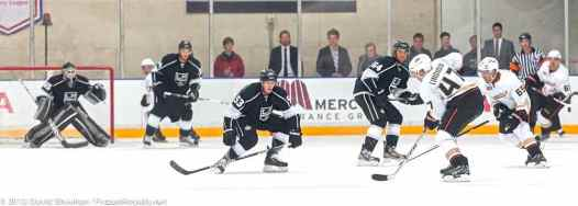 Anaheim Ducks vs. LA Kings Rookie Game, 9-9-13 - 28