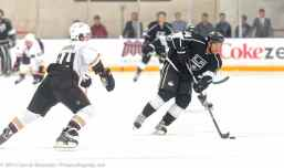 Anaheim Ducks vs. LA Kings Rookie Game, 9-9-13 - 33