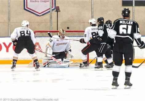 Anaheim Ducks vs. LA Kings Rookie Game, 9-9-13 - 35