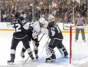 Anaheim Ducks vs. LA Kings Rookie Game, 9-9-13 - 41