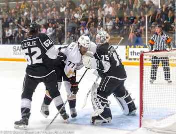 Anaheim Ducks vs. LA Kings Rookie Game, 9-9-13 - 41