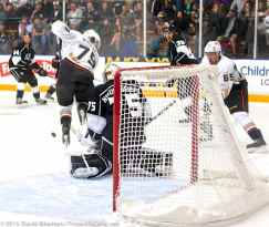 Anaheim Ducks vs. LA Kings Rookie Game, 9-9-13 - 43