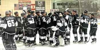 Anaheim Ducks vs. LA Kings Rookie Game, 9-9-13 - 47