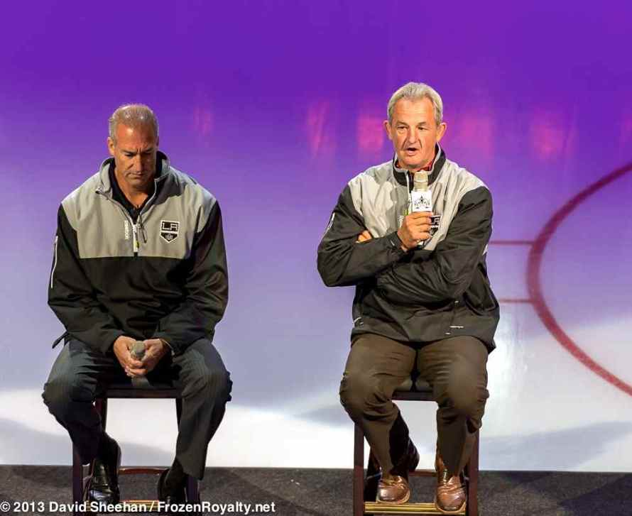 LA Kings HockeyFest '13 - 01