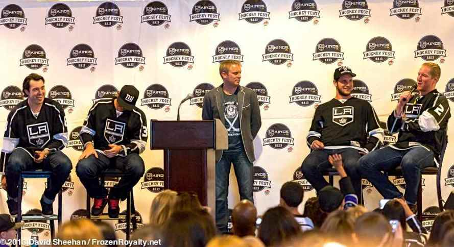 LA Kings HockeyFest '13 - 30