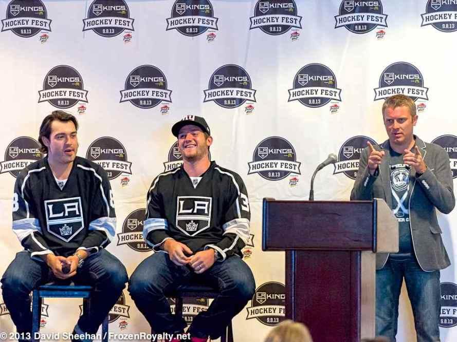 LA Kings HockeyFest '13 - 32