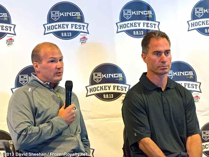 LA Kings HockeyFest '13 - 62