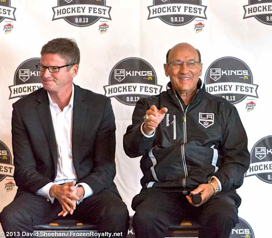 LA Kings HockeyFest '13 - 68