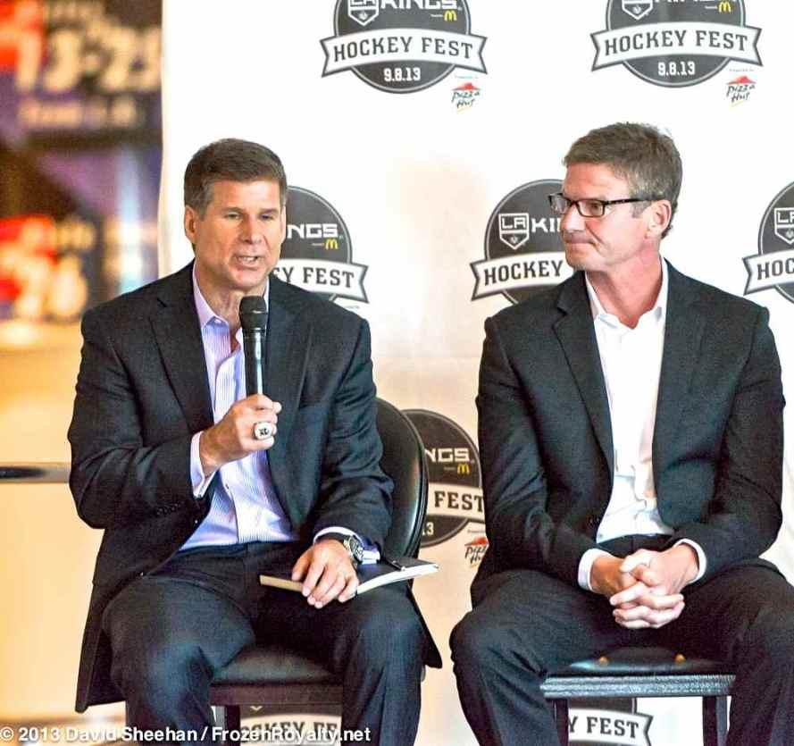 LA Kings HockeyFest '13 - 70