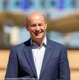 LA Dodgers President/CEO Stan Kasten