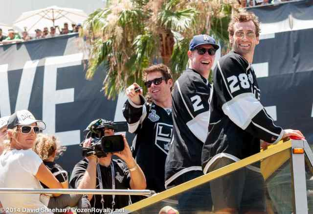 Now Retired, Jarret Stoll Looks Back At His 12-Year NHL Career