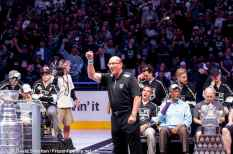 "Hall-of-Fame ""Voice of the Kings"" Bob Miller"