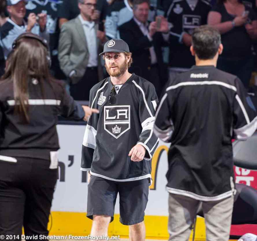 Center Mike Richards