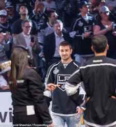 Defenseman Slava Voynov