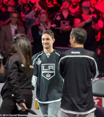 Defenseman Alec Martinez