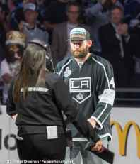 Defenseman Robyn Regehr