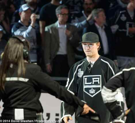 Right wing Tyler Toffoli