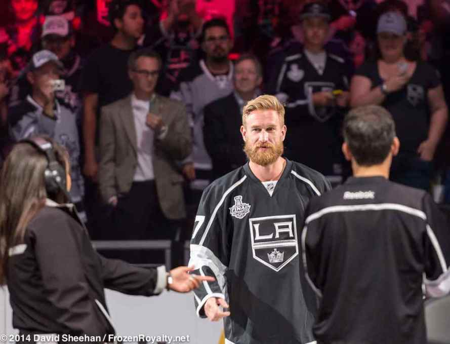 Forward Jeff Carter