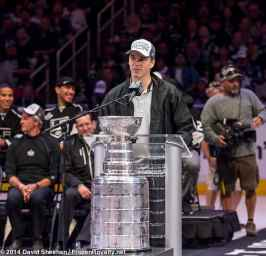 President/Business Operations Luc Robitaille