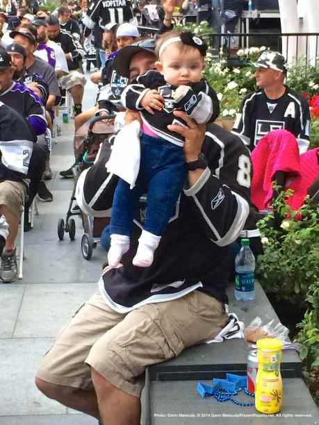 This one will be a Kings fan for life.