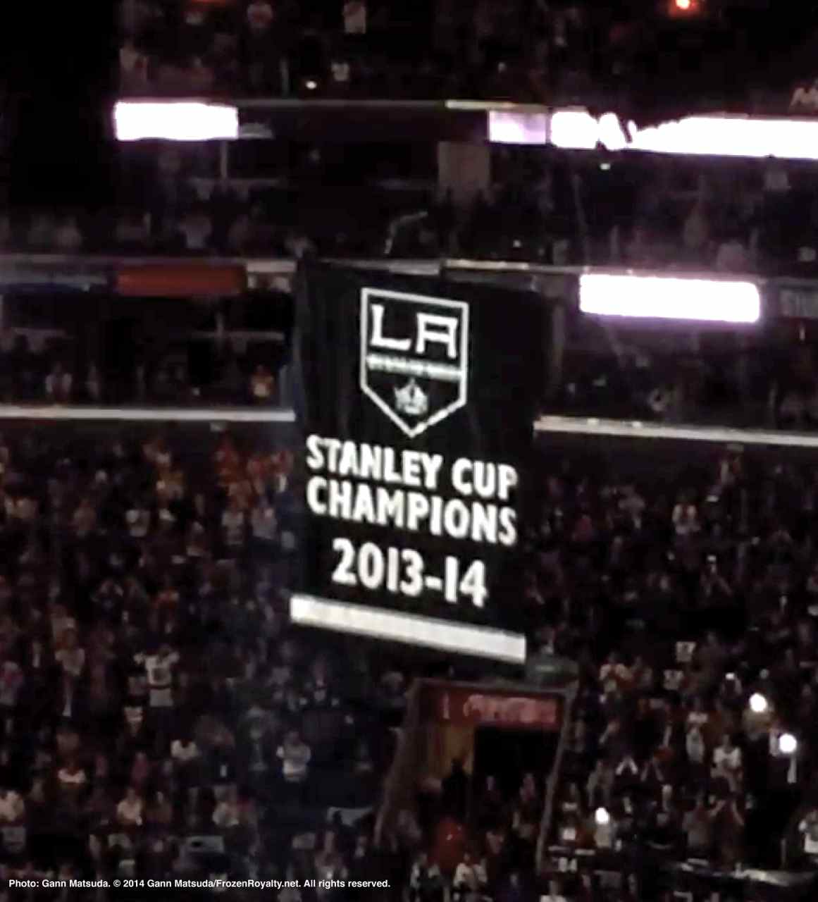 la Kings 2014 Stanley Cup