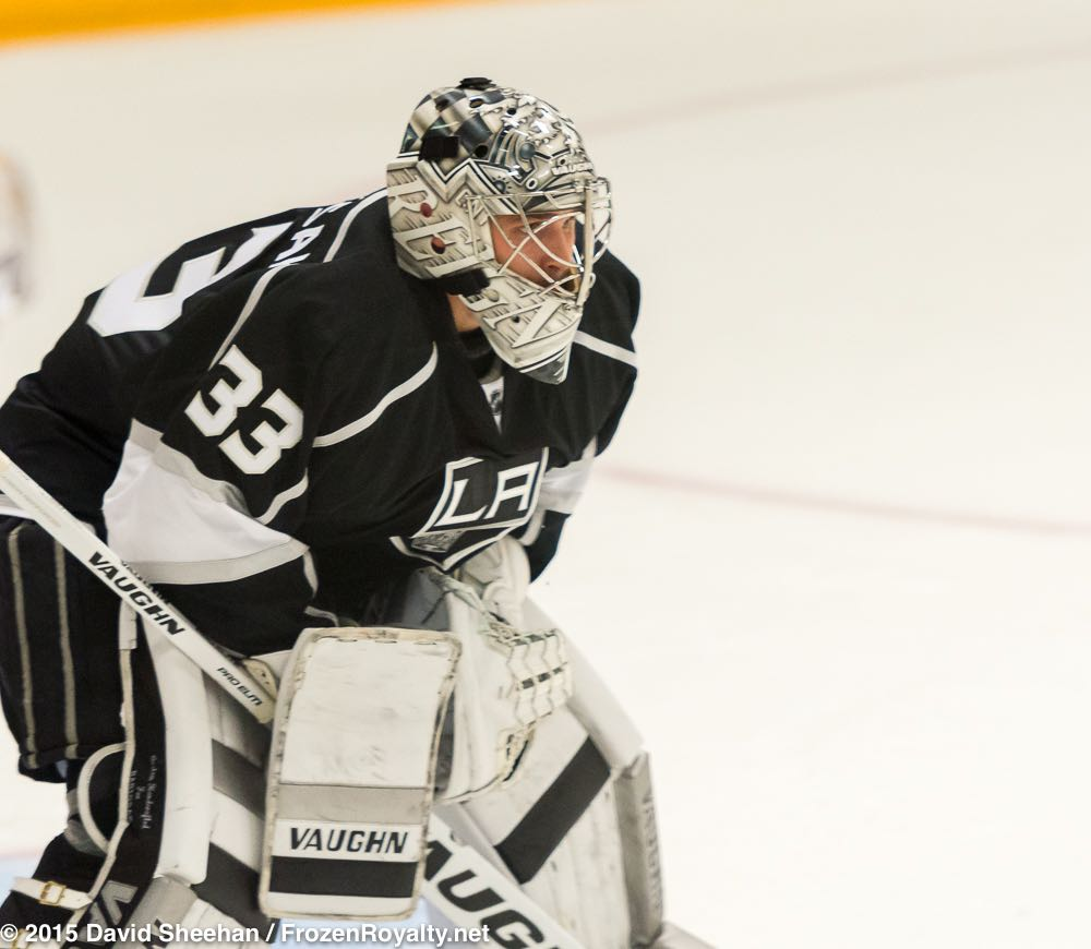 LA Kings 2015 Rookie Tournament: Game 1