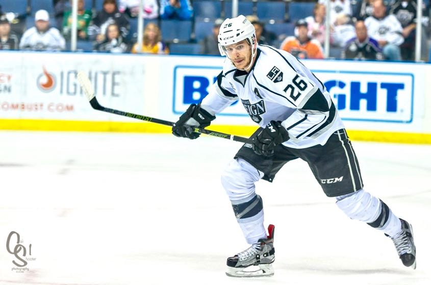 premium selection 973ce c65a1 Nic Dowd Looks Like A Lock To Make LA Kings Roster in 2016-17