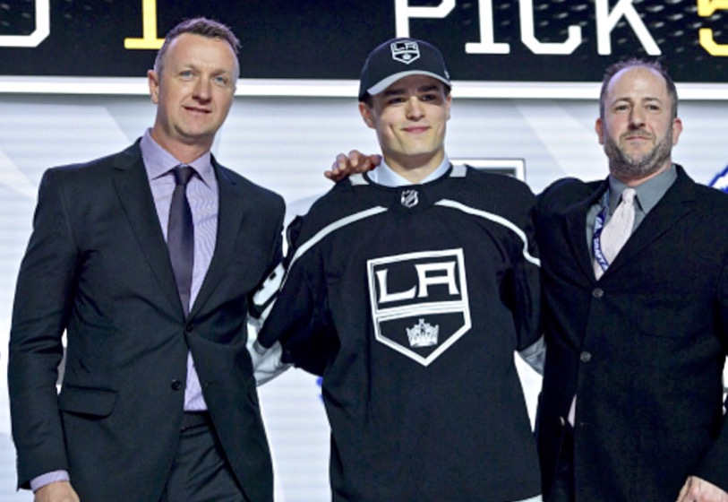 LA Kings Have Two Players In Their Crosshairs For 2nd Overall Draft Pick
