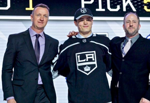 outlet store 43b8e f6cb3 LA Kings 2019 NHL Draft Wrap-Up with Director of Amateur Scouting Mark  Yanetti – Part 2